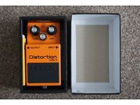 Boss Distortion Pedal - Great Condition Hardly Used