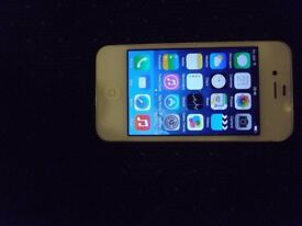apple iphone 4s 8gb white vodaphone