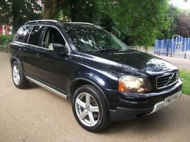 VOLVO XC90 2.4 D5 SE Sport 5dr Geartronic (blue) 2007