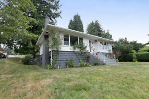 North Vancouver Home With So Much Potential (VIRTUAL TOUR)