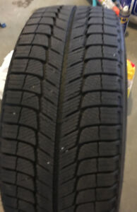 Michelin X-Ice Winter Tires (no rims) for sale (x4)