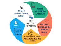 Lotus Notes Converter