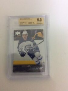 Graded  Bgs Young Guns