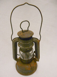 Antique (Miniature) German Latern .