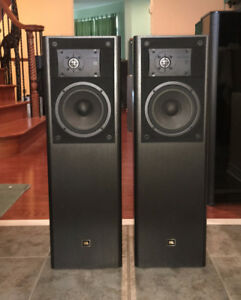 Made in Denmark JBL Floorstanding SpeakersLX33