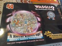 Wasgij 1000 piece jigsaw 15th Anniversary Limited Edition