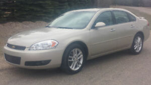 ONLY 102000 KM 2008 Chevrolet Impala LTZ For Sale LTZ Model Top