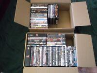 SEVENTY DVD FILMS (JOB LOT)