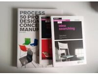 Selection of product design book (3 books)