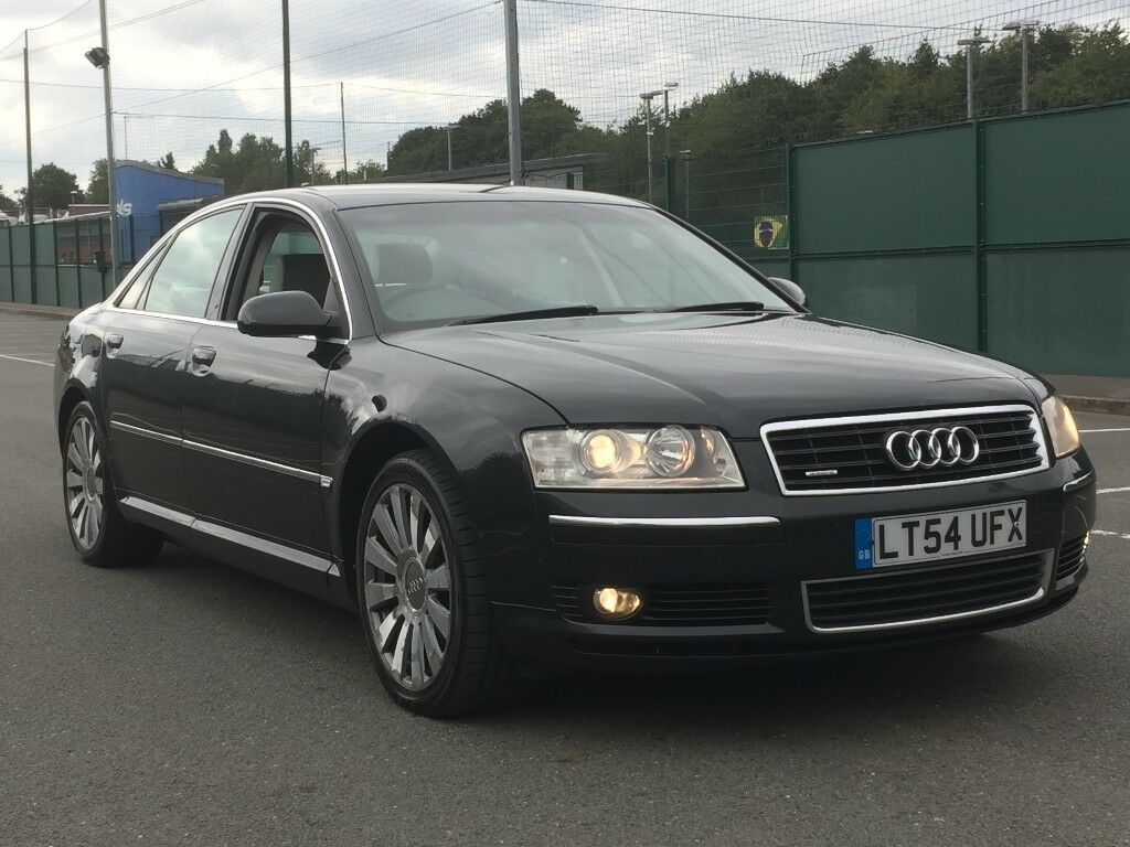 2005 54 audi a8 3 0 tdi quattro diesel auto 1 owner f s h part ex finance delivery. Black Bedroom Furniture Sets. Home Design Ideas