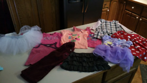 12 to 24 months...baby girl clothes...GREAT deal
