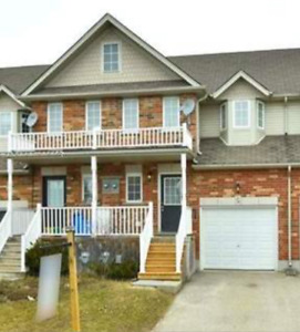 Alliston-3 Bedrrom Townhouse for Rent
