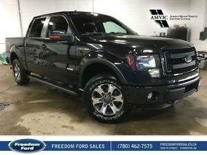 2014 Ford F-150 Backup Camera, Trailer Tow Package, Hard Tonneau