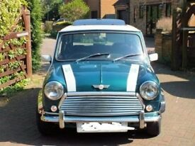 Classic Mini Cooper, Fully restored.
