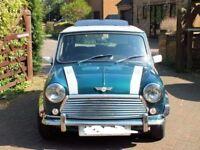 Classic Mini Cooper, Fully restored.