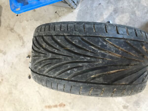 Niche rims and tires off 1994 z28