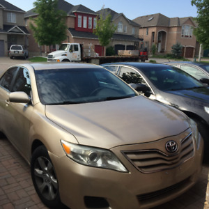 2010 Toyota Camry Sedan * safety and etest included. Low KMS