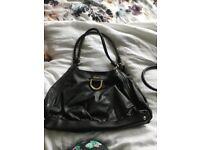 Genuine black Gucci handbag