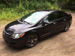 Acura csx 2008 frein,pneus neuf