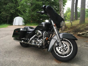 2008 Harley Davidson FLHX For Sale.