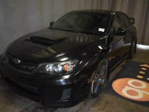 2011 Subaru Impreza WRX STi Sport-tech 4dr All-wheel Drive Sedan