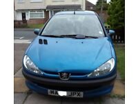 Peugeot 206 Hdi For Sale