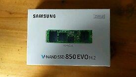 Samsung m.2 ssd 250gb