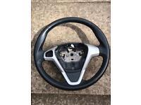 Fiesta steering wheel