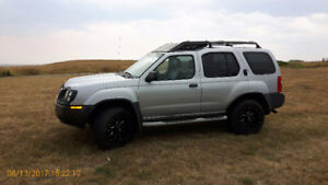 ***For Sale My Great 2003 Nissan Xterra XE SUV Mint Condition***