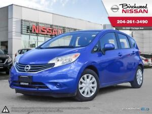 2014 Nissan Versa Note SV Great Fuel Economy! Local Trade