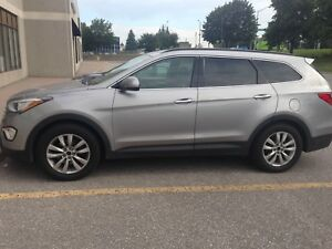 2013 Hyundai Santa Fe XL Luxury(7Seater)AWD,Leather,Panoroof