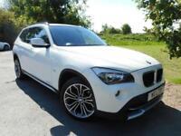 2011 BMW X1 xDrive 20d SE 5dr Step Auto Business Pro Nav! 5 door Estate
