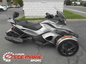 2013 can-am Spyder ST-S SE5 -