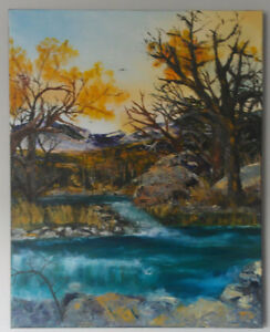 Original Oil Painting by Local Artist