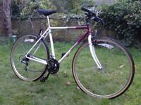 Mens Vintage Raleigh 6 Speed Town Bike Size M/19 in Excellent Order