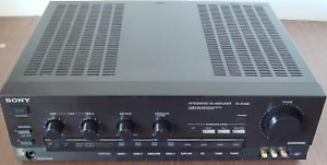 Sony TA-AV480 Audio Video Amplifier