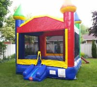 10x10 Professional Inflatable Bouncy Castle