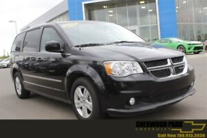 2016 Dodge Grand Caravan Crew Plus| Leath Heat Seat/Wheel| Dual