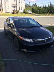 2012 Honda Civic - NEED GONE