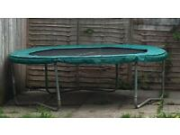 8 foot trampoline FREE