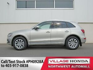 2014 Audi Q5 Quattro Technik | Navigation Package |Pano Sunroof