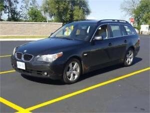 2006 BMW 530xi *LEATHER,SUNROOF,ALL WHEEL DRIVE,WAGON!!!*