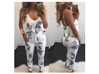 2 piece jumpsuit
