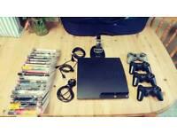 PS3 Slim 250GB Mega Bundle!