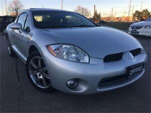 2008 Mitsubishi Eclipse GT-P , Certified, Sunroof, Leather