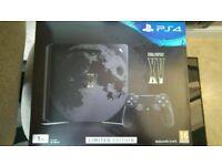 PS4 Slim 1TB Final Fintasy 15 Edition Console