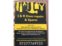 J&R OVEN REPAIRS / SPARES /SALES