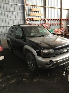 2004 Chevy Trailblazer