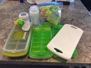 Baby food prep set
