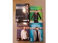 House box set seasons 1-6
